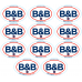 B&B Stickers