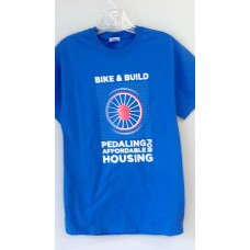 Bike & Build T-Shirt